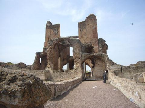 Tomba di Cecilia Metella e Villa dei Quintili
