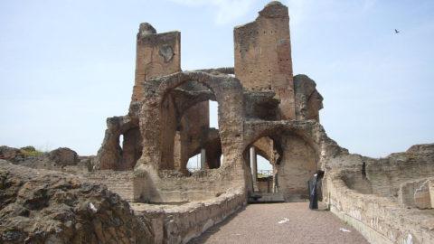 Tomb of Cecilia Metella and Villa dei Quintili