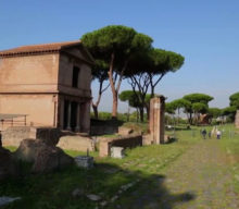 The Tomb Park of Via Latina