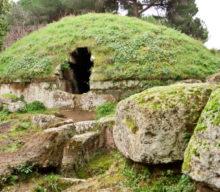 Cerveteri Etruscan Necropolis