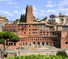 Markets of Trajan