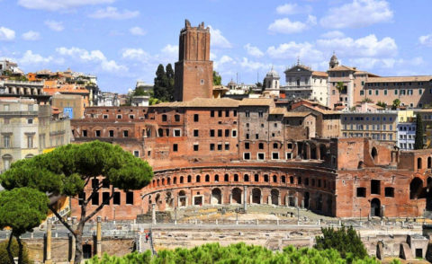 Markets of Trajan