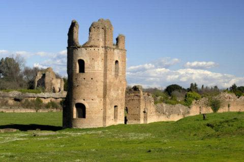 Mausoleo di Romolo e Villa Di Massenzio