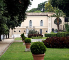 Museum Carlo Bilotti at the Aranciera in Villa Borghese
