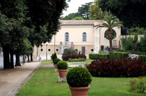 Museum Carlo Bilotti at the Aranciera in Villa Borghese