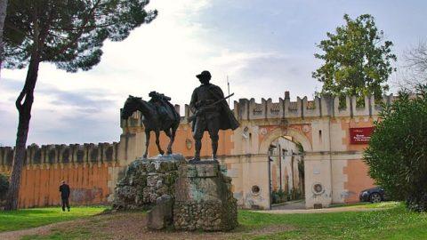 Pietro Canonica Museum in Villa Borghese