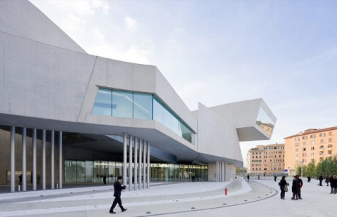 MAXXI – The National Museum of 21st century Art