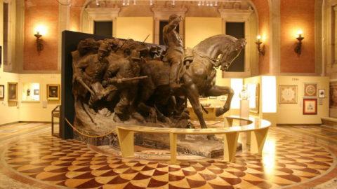 """Central Museum of the Italian """"Risorgimento"""""""