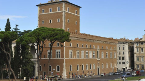 Palazzo Venezia National Museum