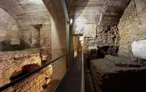 Balbi Crypt – National Roman Museum