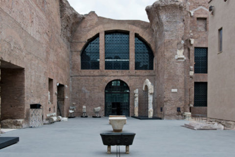 Baths of Diocletian – National Roman Museum