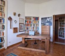 Alberto Moravia House Museum