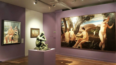 The Municipal Gallery of Modern Art