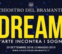 Dream. Art meets dreaming