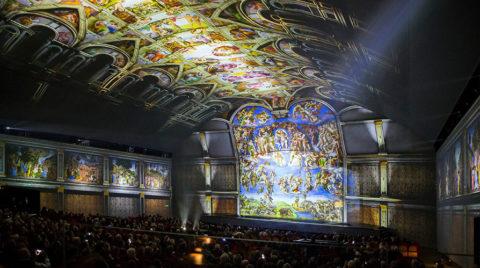 Il Giudizio Universale. Michelangelo and the secrets of the Sistine Chapel