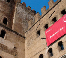 A museum in the fortress: Porta San Sebastiano at the Aurelian Walls