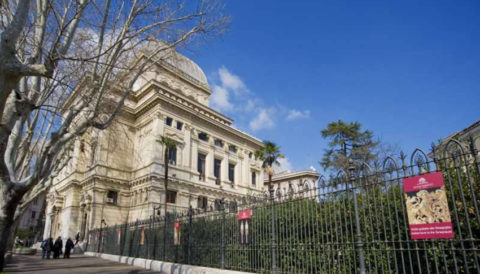 The Jewish Museum in Rome