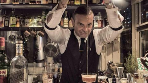Il MARCHESE. The first Amaro Bar of Europe has opened in Rome