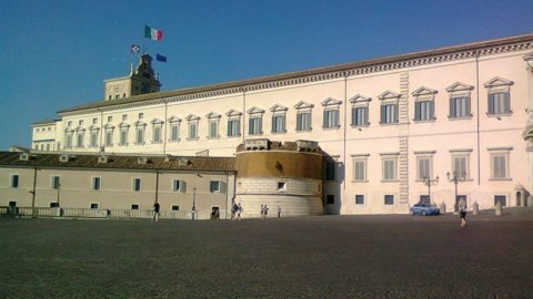 Il Quirinale: la visita del Palazzo