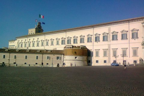 The Quirinale: A Visit to the Palazzo