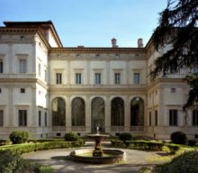 The Lincei National Academy: Villa Farnesina, Palazzo Corsini and the Library