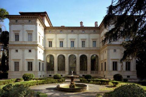 The Lincei National Academy: Villa Farnesina, Palazzo Corsini and the Library