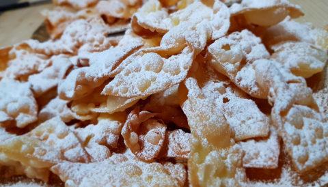 La frappa romana, il sapore antico del Carnevale