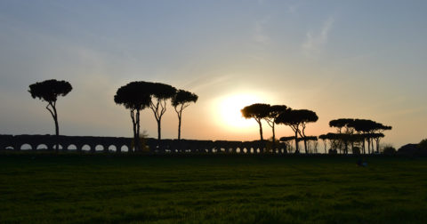 The area of the Aqueducts, a guide to discover the Roman countryside
