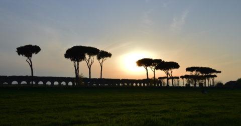 L'area degli Acquedotti, guida alla scoperta della campagna romana