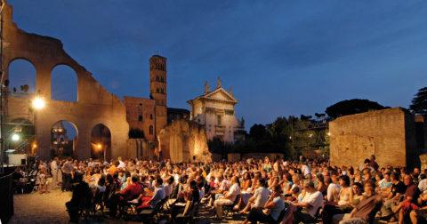 Letterature, Festival Internazionale di Roma