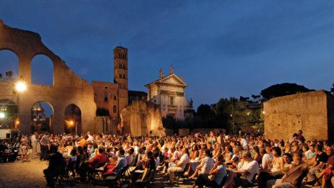 Letterature, International Festival of Rome