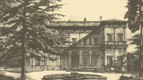 Villa Farnesina 1927-1944. Il restauro di Giovanni Massari (1940)