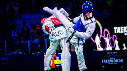 World Taekwondo Grand Prix Rome 2019