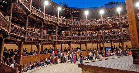 Silvano Toti Globe Theatre a Villa Borghese