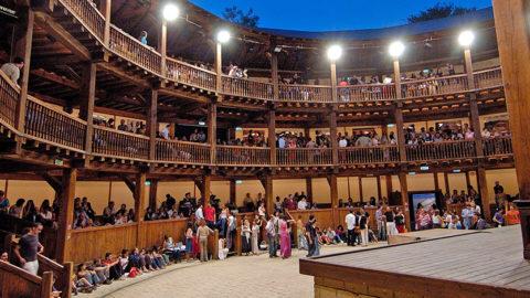 Silvano Toti Globe Theatre at Villa Borghese