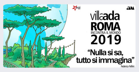 """Villa Ada meets the World, """"Nothing is known, Everything is imagined"""""""