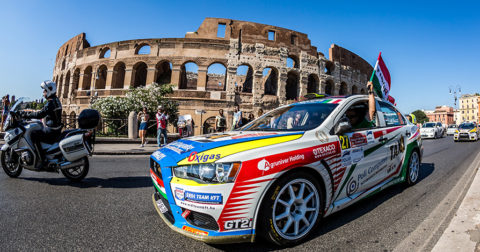 The Rally of Roma Capitale 2019