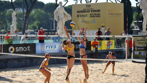 FIVB Beach Volleyball World Tour 2019