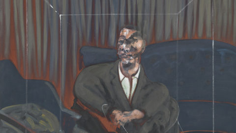Bacon, Freud, the School of London. Works of Tate