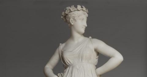 Canova. Il Museo di Roma celebra l'Eterna bellezza