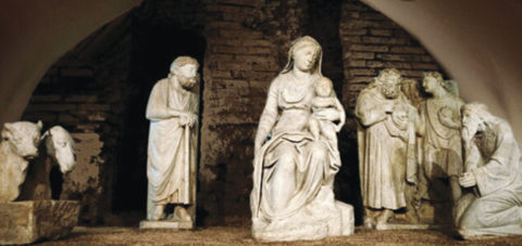 Il Presepe di Arnolfo di Cambio