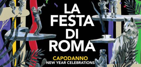 Festa di Roma 2020- il Capodanno con 1000 artisti per 24 ore