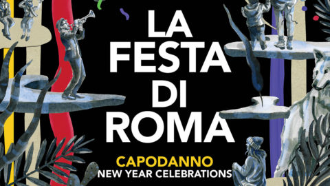 Festa di Roma 2020- New Year with 1000 artists for 24 hours