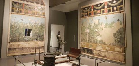 Pompei e Santorini. L'eternità in un giorno