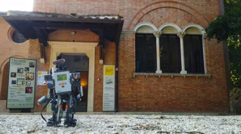 Technotown at Villa Torlonia
