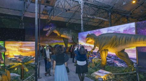 Living Dinosaurs, alla scoperta dei giganti della terra