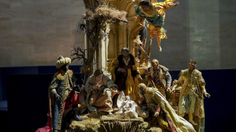 100 Presepi in Vaticano. 44° Edizione