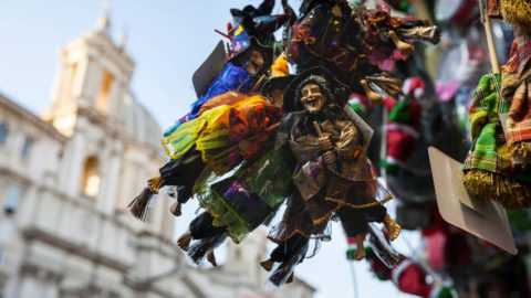 The Epiphany in Rome, from the Ara Coeli to Piazza Navona