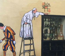 """Borgo Pio, the charm of the city in the city and of the """"Writing Pope"""""""