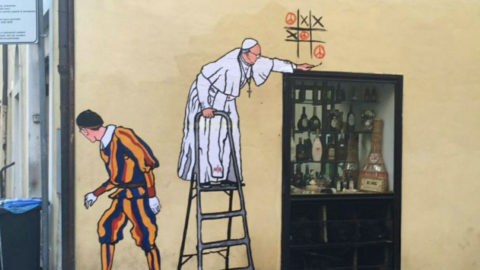 "Borgo Pio, the charm of the city in the city and of the ""Writing Pope"""